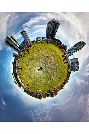 TorontoParkPeople-RegentParkGlobe-Portfolio