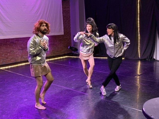 Larry's Christmas Cabaret highlights